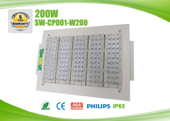Explosion proof 200w recessed LED high bay lights with Philips LED