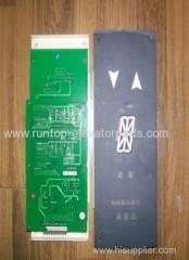 OTIS elevator parts indicator PCB JAA25140AAB201