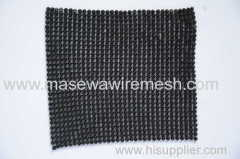 black fabric for handbag decoration cloth