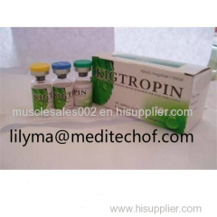 HGH/Kigtropin/ Top Quality HGH with Suitable Price / Human Growth Hormone/humantrope