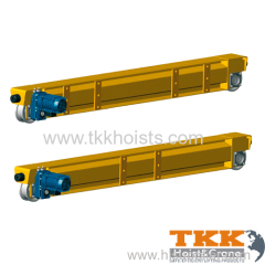 Single Tack End Carriages