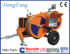 4 Ton Overhead Lines Tensioners for single conductor stringing on 110 KV power line