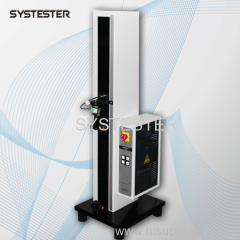 ASTM E4 Bi-direction tensile tester of medical patches/non-woven fabrics SYSTESTER China