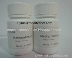 humantrope/Mesterolone/ Top Quality Steroid Tablet