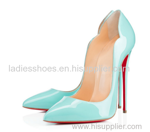 Women high heel pointy toe party dress shoes