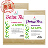 100% Organic Detox Tea Slimming Tea Weight Loss Tea (14 day program)