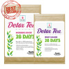 100% Organic Detox Tea Slimming Tea Weight Loss Tea (28 day program)