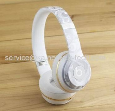 Beats by Dr.Dre Solo2 On-Ear Wireless Bluetooth Headphones James Jean Year of The Monkey 2016