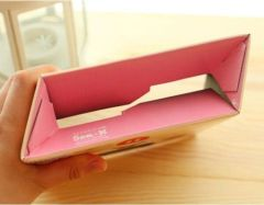 File di carta Storage Box