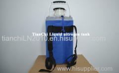 Liquid nitrogen container 3L