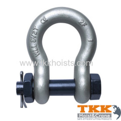 Europen Type Bow Shackle