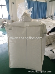 Big bag for packing calcium carbonate superfine powder