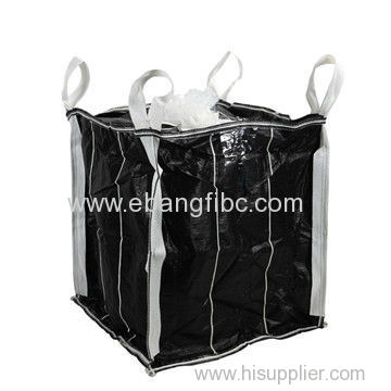 Jumbo bag for packing iron oxide red