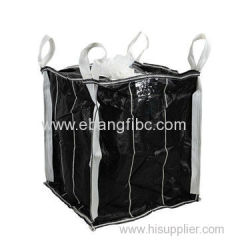 Jumbo bag for packing iron oxide black