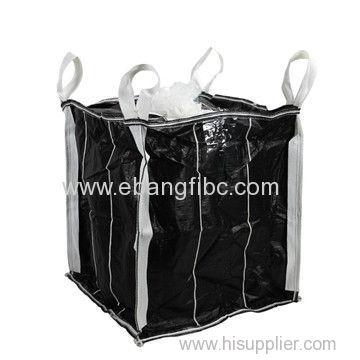 Jumbo bag for packing iron oxide black