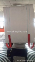 Big bag for packing Color wood plastic particles