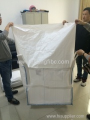 Big bag for packing color master batch