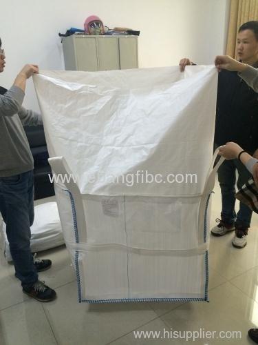 Big bag for packing color master batch