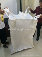 Ebang disposable eco friendly jumbo size bag