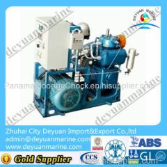 High pressure marine air compresso