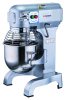 Commercial dough cake 10L 3-Speed floor planetary mixer Stainless Steel