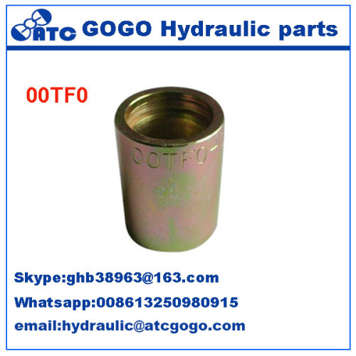 Perfect High Pressure Hydraulic Pipe Ferrule Fittings