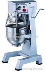 pâte stand gâteau mélangeur commercial 30L 3 vitesses mélangeur étage alimentaire mélangeur planétaire