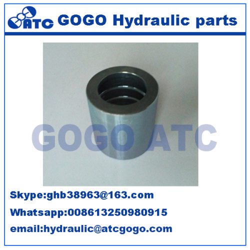hydraulic fitting CNC machine hose ferrule