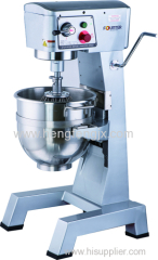 Comercial massa de bolo Stand Mixer 30L 3 velocidade misturador planetário misturador alimento assoalho