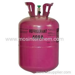 Refrigerante CAS 354-33-6 420-46-2 27987-06-0 75-45-6 pentafluoroetano 1 1 1-Trifluoroethan chlorodifluoromethanee