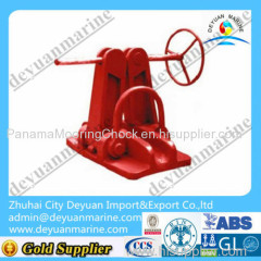 Marine simple cable releaser