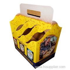 Beer verpakkingsdozen dienst