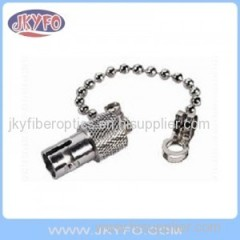 ST/M Metal Dust Cap With Chain