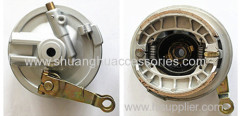 Front brake drum-asbestos free-for electric tricycle-ISO 9001:2008
