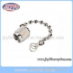 FC/F Metal Dust Cap With Chain
