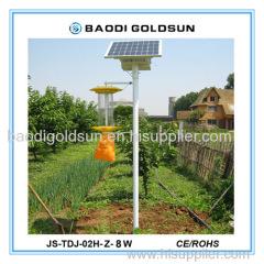 Solar insect killer JS-TDJ-02H-Z-8W