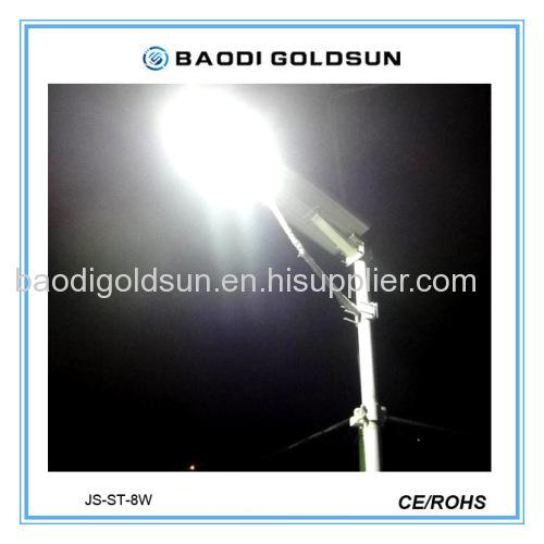 Solar street light JS-ST8W