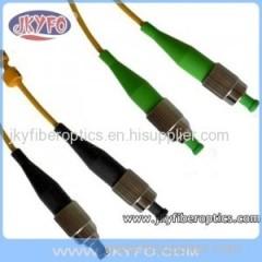 FC/UPC to FC/APC Singlemode Duplex Fiber Optic Patch Cord/Patch Cable
