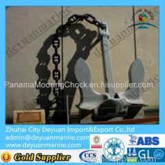 Danforth anchor Danforth anchor