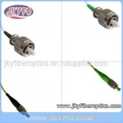 FC/UPC to FC/APC Singlemode Simplex Fiber Optic Patch Cord/Patch Cable