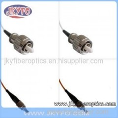 FC/PC to FC/PC Multimode Simplex Fiber Optic Patch Cord/Patch Cable