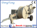8 Ton Overhead Lines Hydraulic Tensioner for Two conductors stringing with Germany Deutz engine