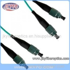 FC/PC to FC/PC Multimode OM3 10G Duplex Fiber Optic Patch Cord/Patch Cable