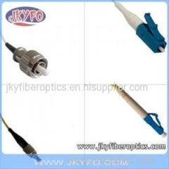 FC/UPC to LC/UPC Singlemode Simplex Fiber Optic Patch Cord/Patch Cable