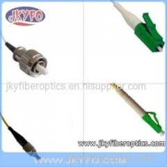FC/UPC to LC/APC Singlemode Simplex Fiber Optic Patch Cord/Patch Cable