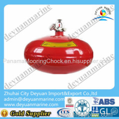 2KG EN3 dry powder fire extinguisher