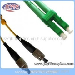 FC/UPC to LC/APC Singlemode Duplex Fiber Optic Patch Cord/Patch Cable