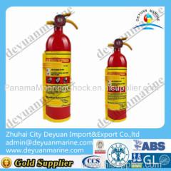 .CE 4KG dry powder fire extinguisher