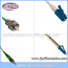 FC/APC to LC/UPC Singlemode Simplex Fiber Optic Patch Cord/Patch Cable