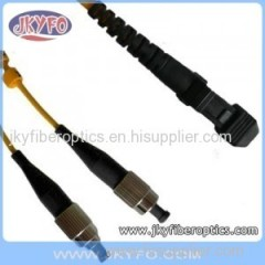 FC/UPC to MTRJ Singlemode Duplex Fiber Optic Patch Cord/Patch Cable